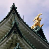 名古屋城しゃちほこ