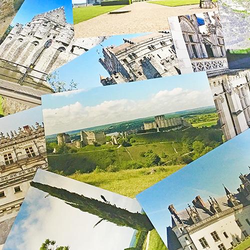 ヨーロッパ100名城のイメージ